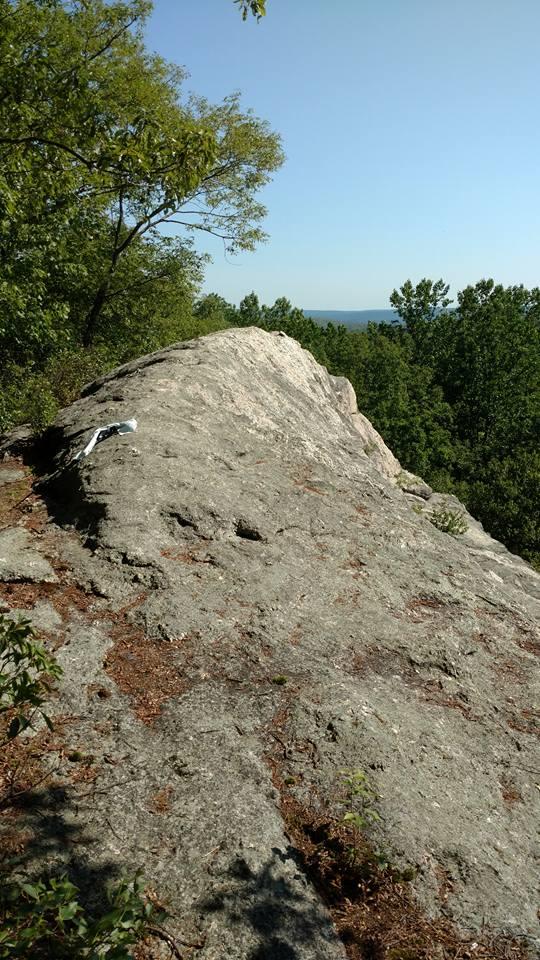Eagle Beak Maintaince Hike Pic 1
